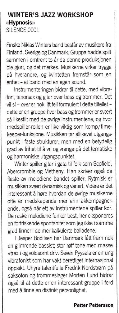 Hypnosis ( JazzNytt 2002 ) copy