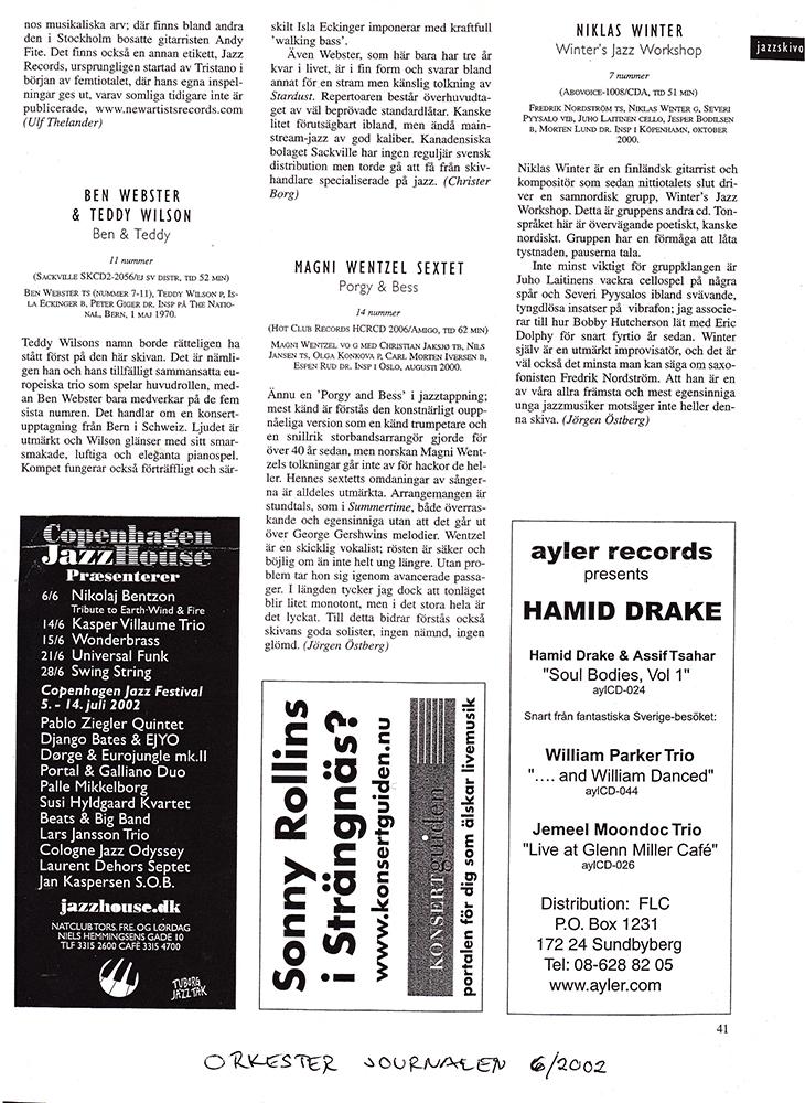 Saknad ( OJ 2002 )