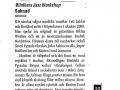 Saknad ( Jazzstage 2001 )